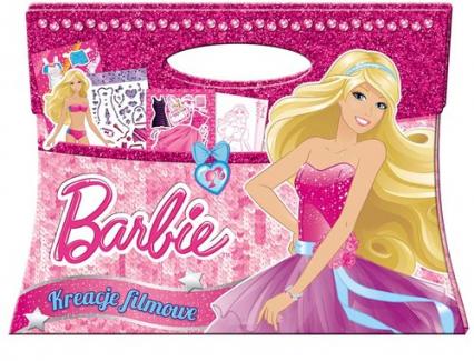 Barbie Kreacje filmowe BAG1002 -  | okładka