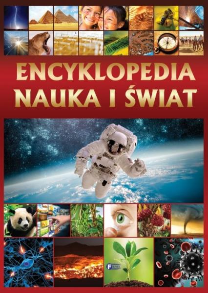 Encyklopedia Nauka i świat -  | okładka