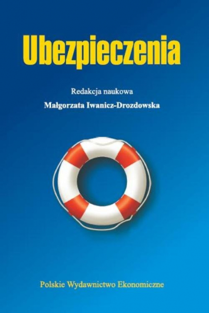 Ubezpieczenia - Małgorzata Iwanicz-Drozdowska   okładka