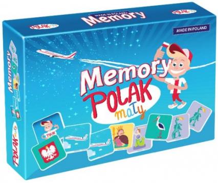 Memory Polak Mały -  | okładka