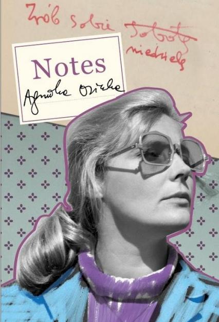 Notes Agnieszka Osiecka -  | okładka