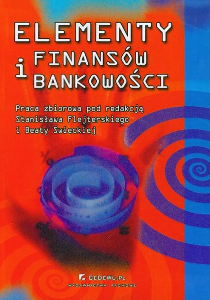 Elementy finansów i bankowości