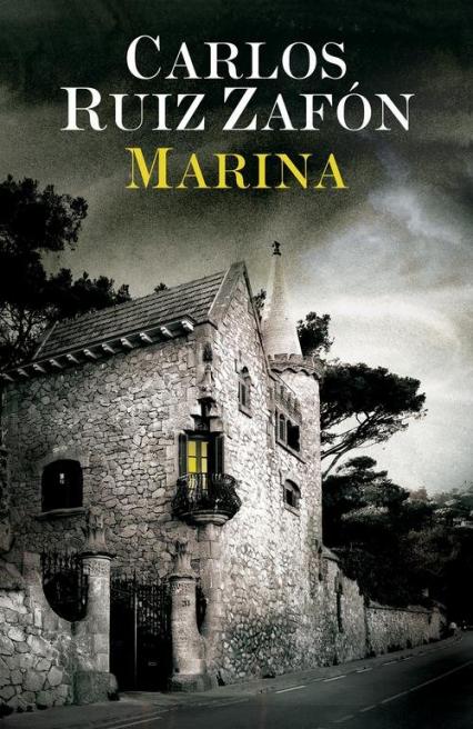Marina - Zafon Carlos Ruiz | okładka