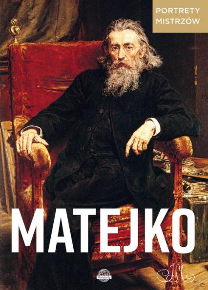 Portrety mistrzów Matejko - Luba Ristujczina   okładka