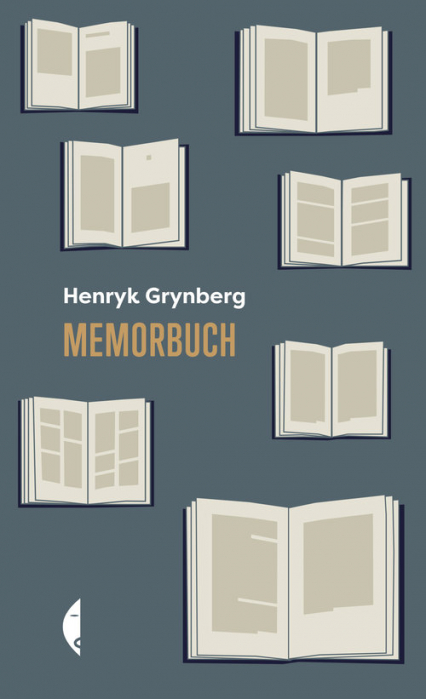 Memorbuch - Henryk Grynberg   okładka