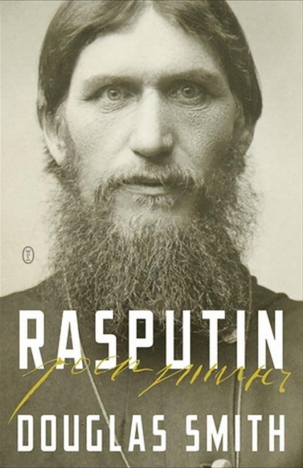 Rasputin - Douglas Smith | okładka