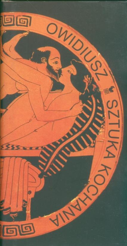 Sztuka kochania - Owidiusz | okładka