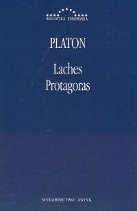 Laches Protagoras - Platon | okładka