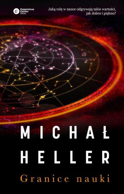 Granice nauki - Michał Heller | okładka