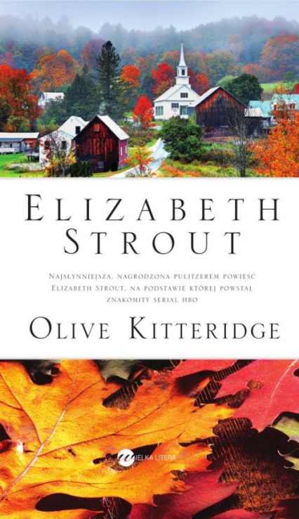Olive Kitteridge - Elizabeth Strout | okładka