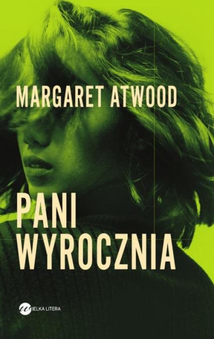 Pani Wyrocznia - Margaret Atwood | okładka
