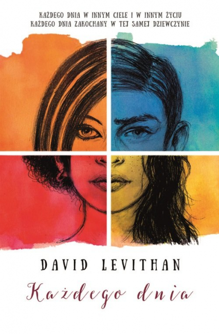 Każdego dnia - David Levithan | okładka