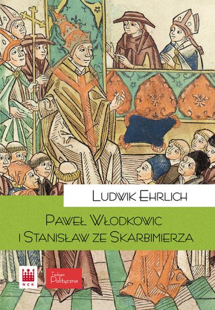 Paweł Włodkowic i Stanisław ze Skarbimierza - Ludwik Ehrlich | okładka