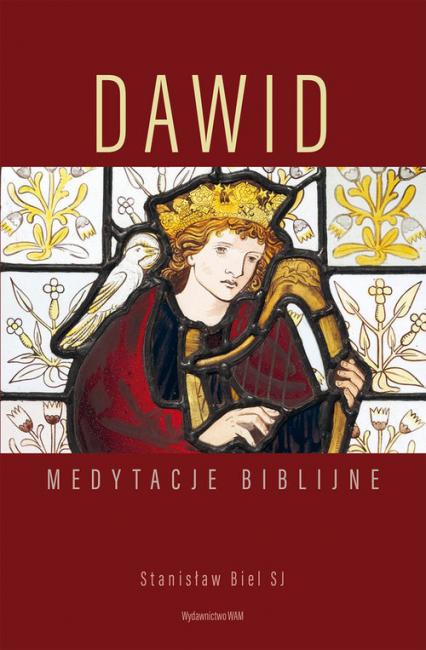 Dawid Medytacje biblijne - Stanisław Biel   okładka