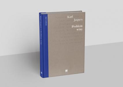 Problem winy O politycznej odpowiedzialności Niemiec - Karl Jaspers | okładka