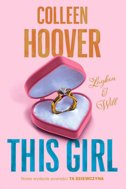 This Girl - Colleen Hoover | okładka