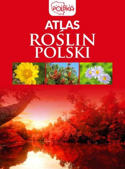 Atlas roślin Polski - zbiorowe opracowanie | okładka
