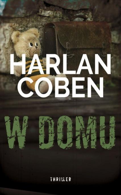 W domu - Harlan Coben   okładka