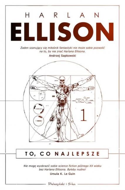 To co najlepsze Tom 1 - Harlan Ellison | okładka