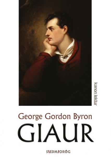 Giaur - Byron Georg Gordon | okładka
