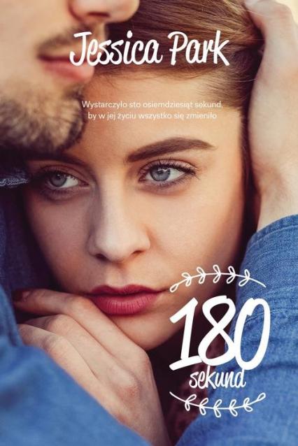 180 sekund - Jessica Park   okładka