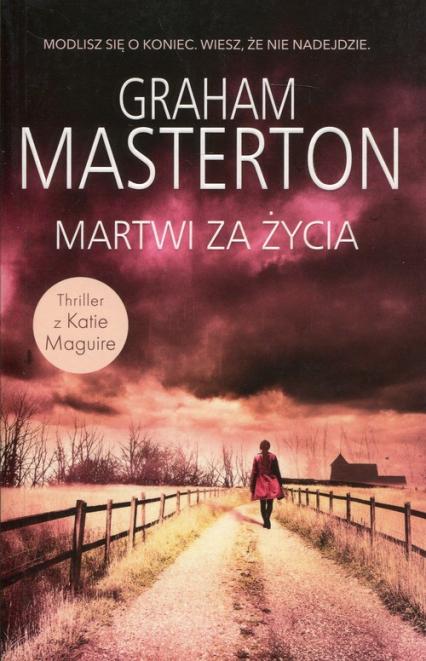 Martwi za życia - Graham Masterton | okładka