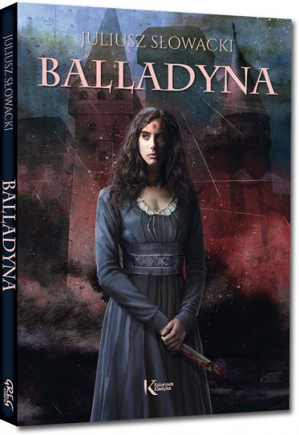 Balladyna - Juliusz Słowacki | okładka