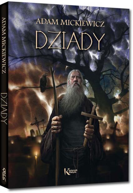 Dziady - Adam Mickiewicz | okładka