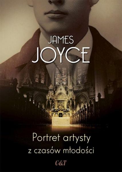 Portret artysty z czasów młodości - James Joyce   okładka