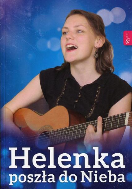 Helenka poszła do Nieba - Małgorzata Pabis   okładka