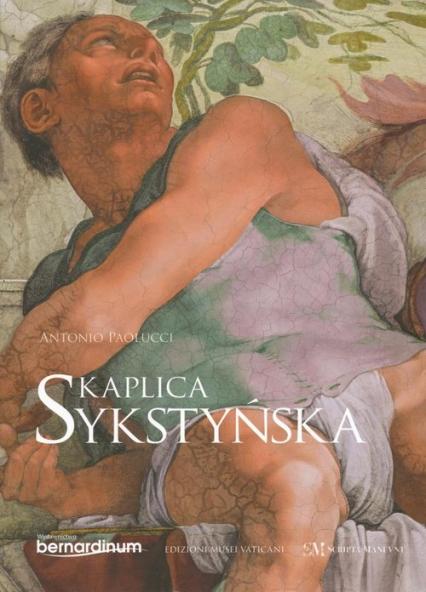 Kaplica Sykstyńska - Antonio Paolucci | okładka