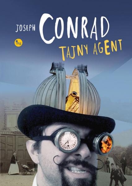 Tajny agent - Joseph Conrad | okładka