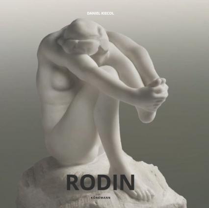 Rodin - Daniel Kiecol | okładka