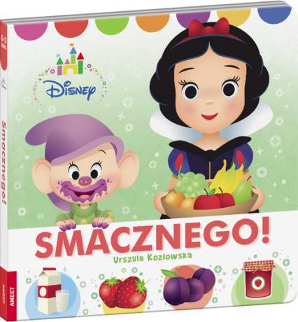 Disney Maluch Smacznego DBN-6 - Urszula Kozłowska | okładka