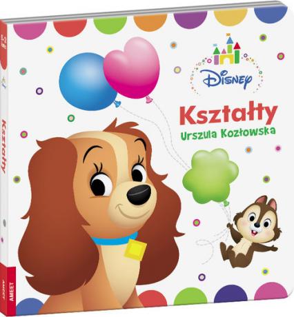 Disney Maluch Kształty DBN-8 - Urszula Kozłowska   okładka