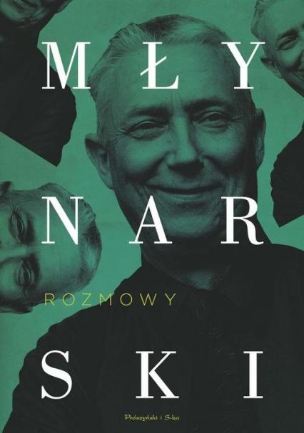 Rozmowy - Wojciech Młynarski | okładka