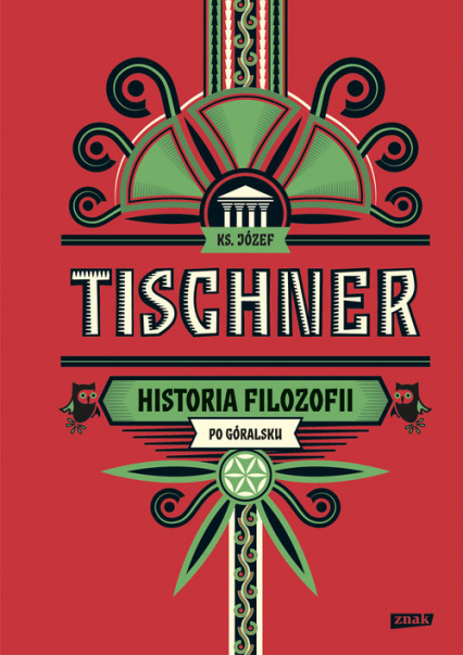 Historia filozofii po góralsku - ks. Józef Tischner  | okładka