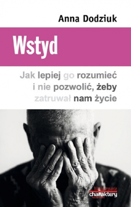 Wstyd - Anna Dodziuk | okładka