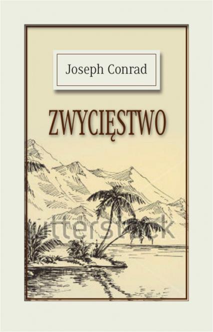 Zwycięstwo - Joseph Conrad   okładka