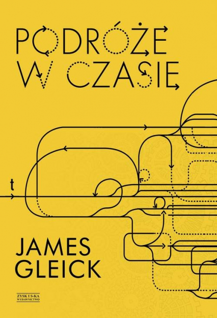 Podróże w czasie - James Gleick | okładka
