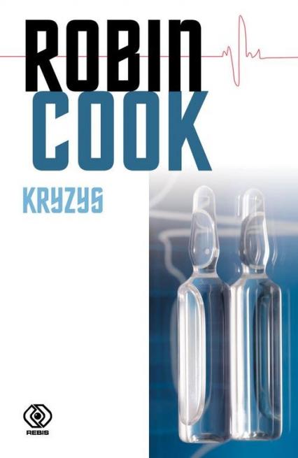 Kryzys - Robin Cook | okładka