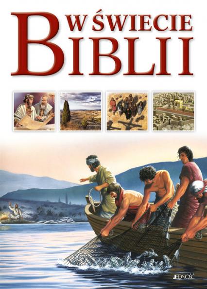 W świecie Biblii Przewodnik po Starym i Nowym Testamencie - Tim Dowley | okładka