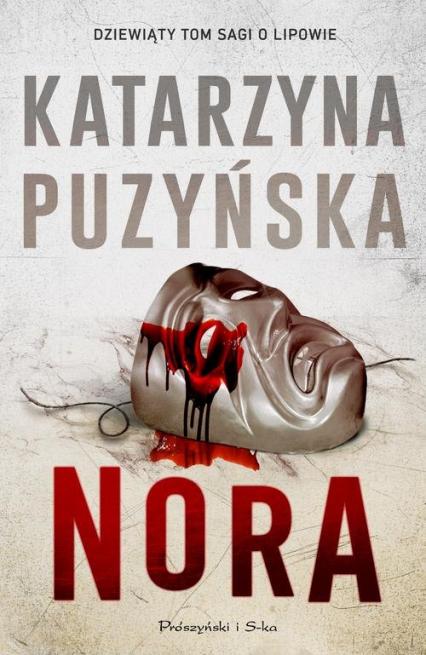 Nora - Katarzyna Puzyńska | okładka