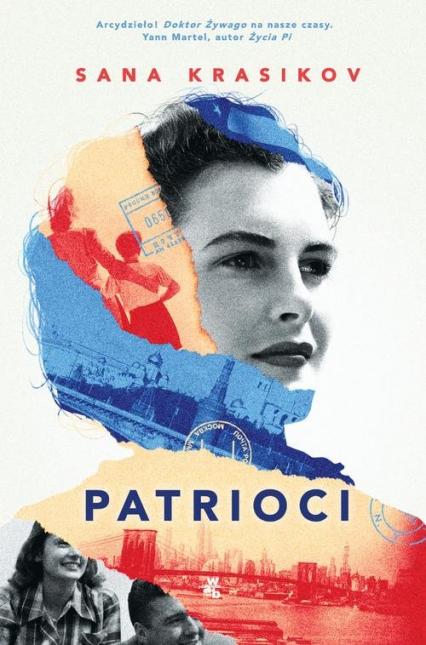 Patrioci - Sana Krasikov | okładka