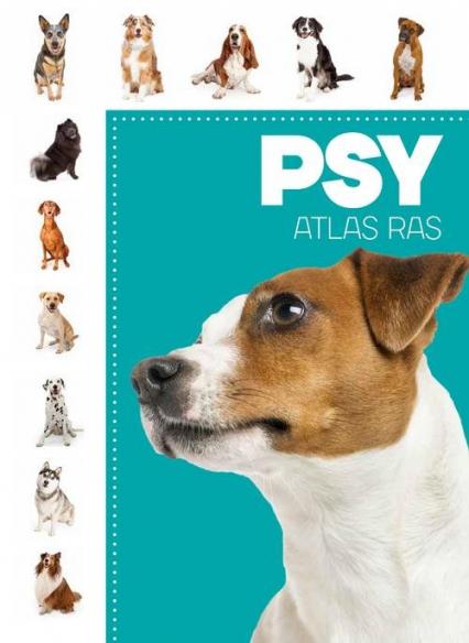 Psy Atlas ras -    okładka