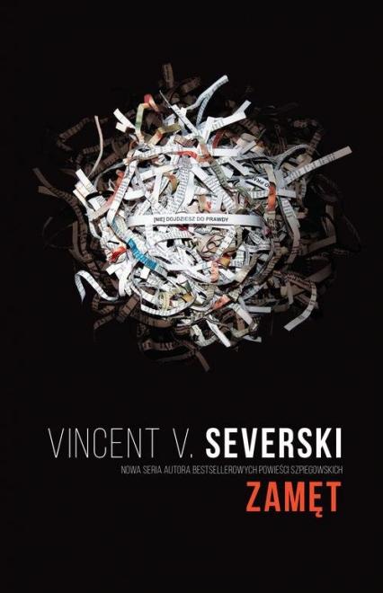 Zamęt - Vincent V. Severski | okładka