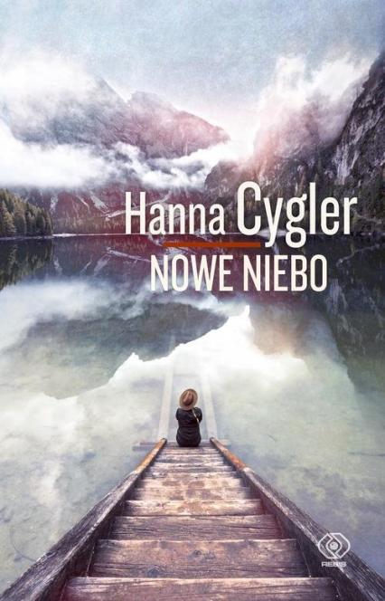 Nowe niebo - Hanna Cygler | okładka