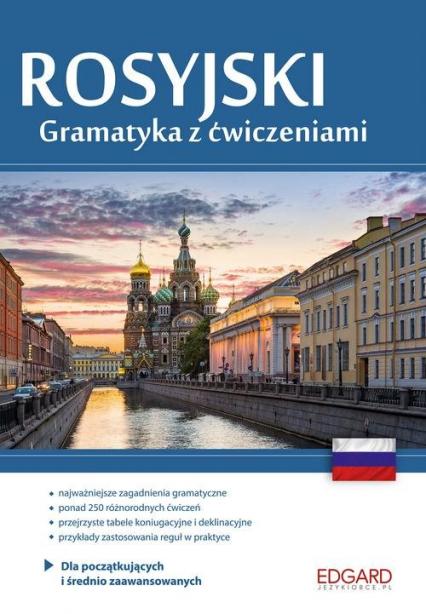 Rosyjski Gramatyka z ćwiczeniami -    okładka