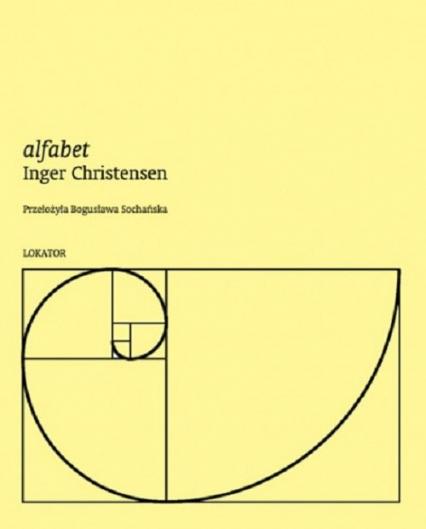 Alfabet Iner Christiansen - Iner Christiansen   okładka