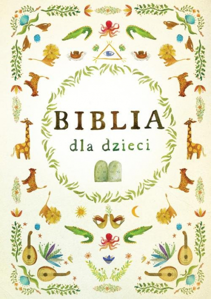 Biblia dla dzieci -  | okładka